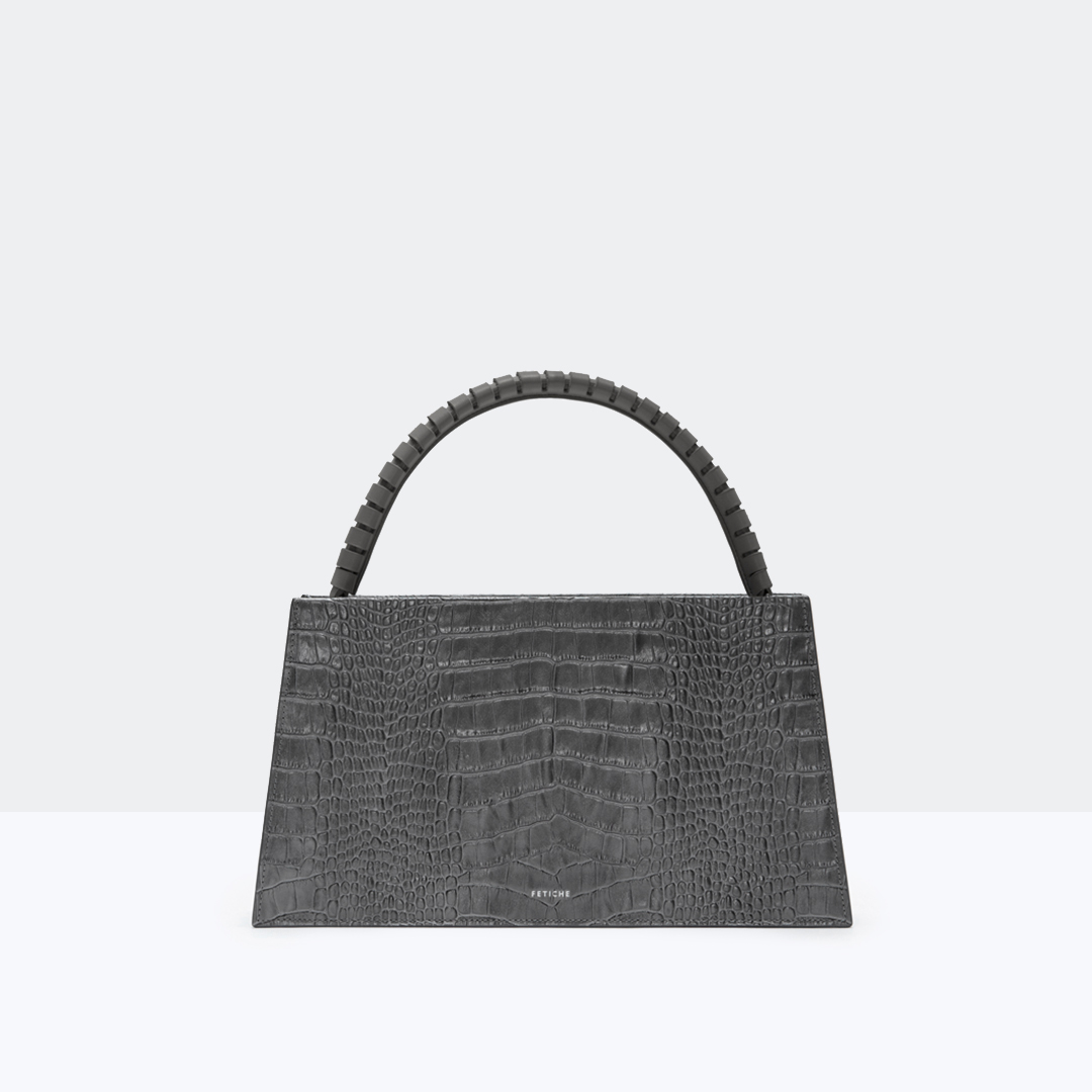Ponte-Bag Foggy Grey