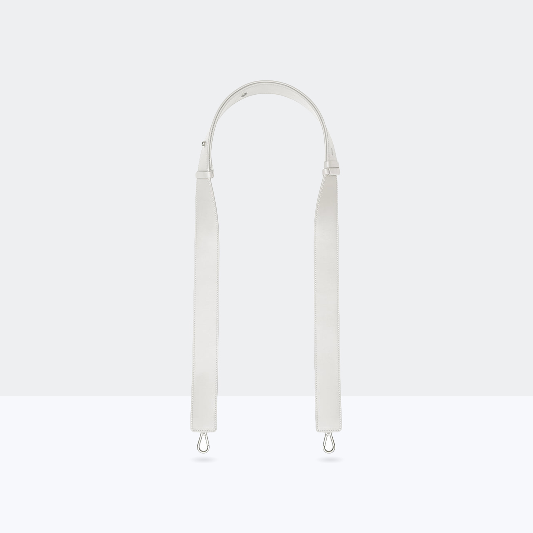 Shoulder strap OFF-WHITE, grey-white