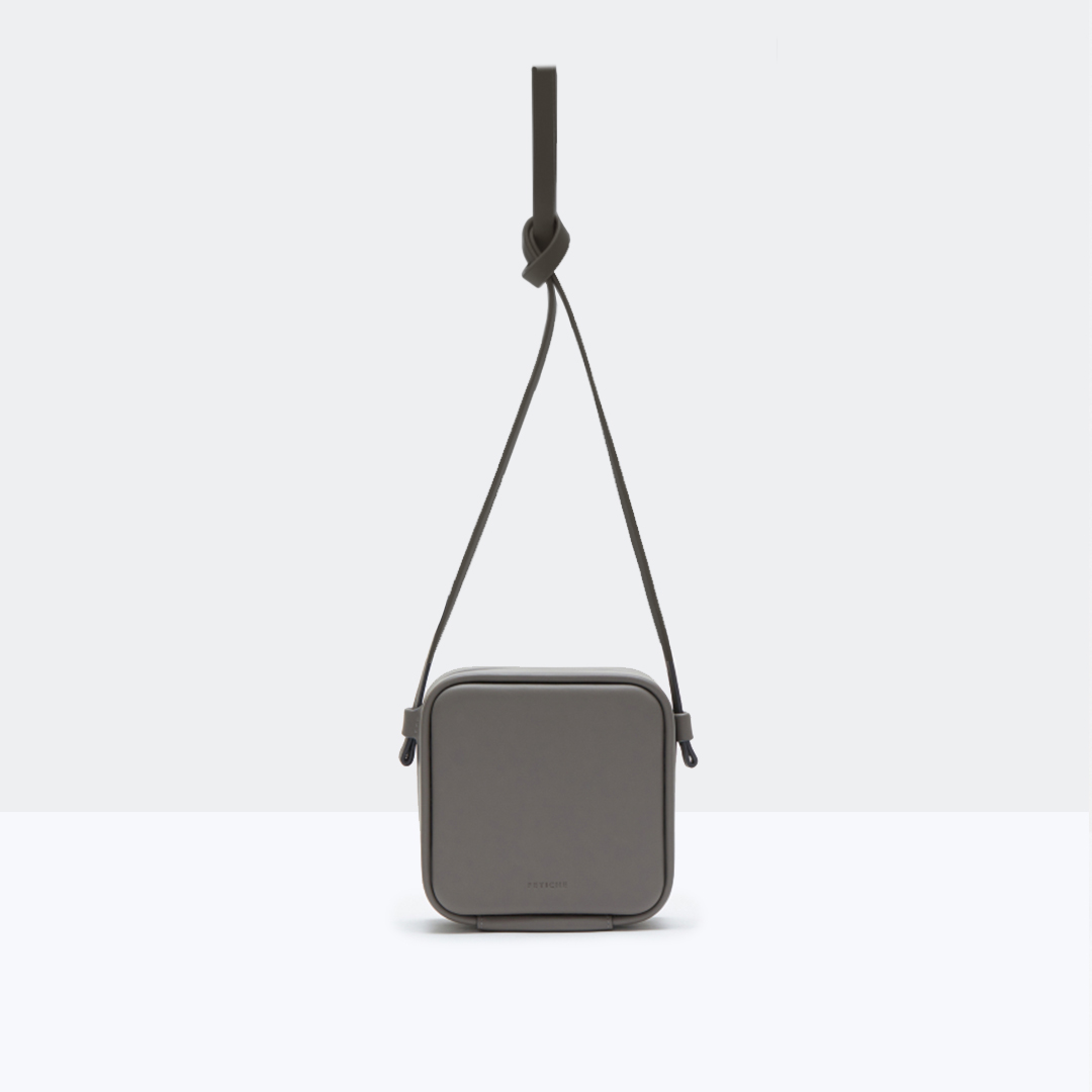 Cube Bag Foggy Grey