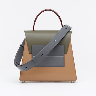 Trapezium-bag Arte del, medium