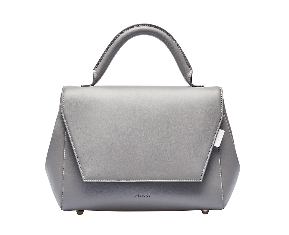DAILY BAG, grey