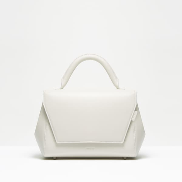 DAILY BAG OFF-WHITE, cеро-белый