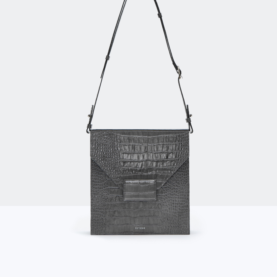 Tablet-bag Foggy Grey