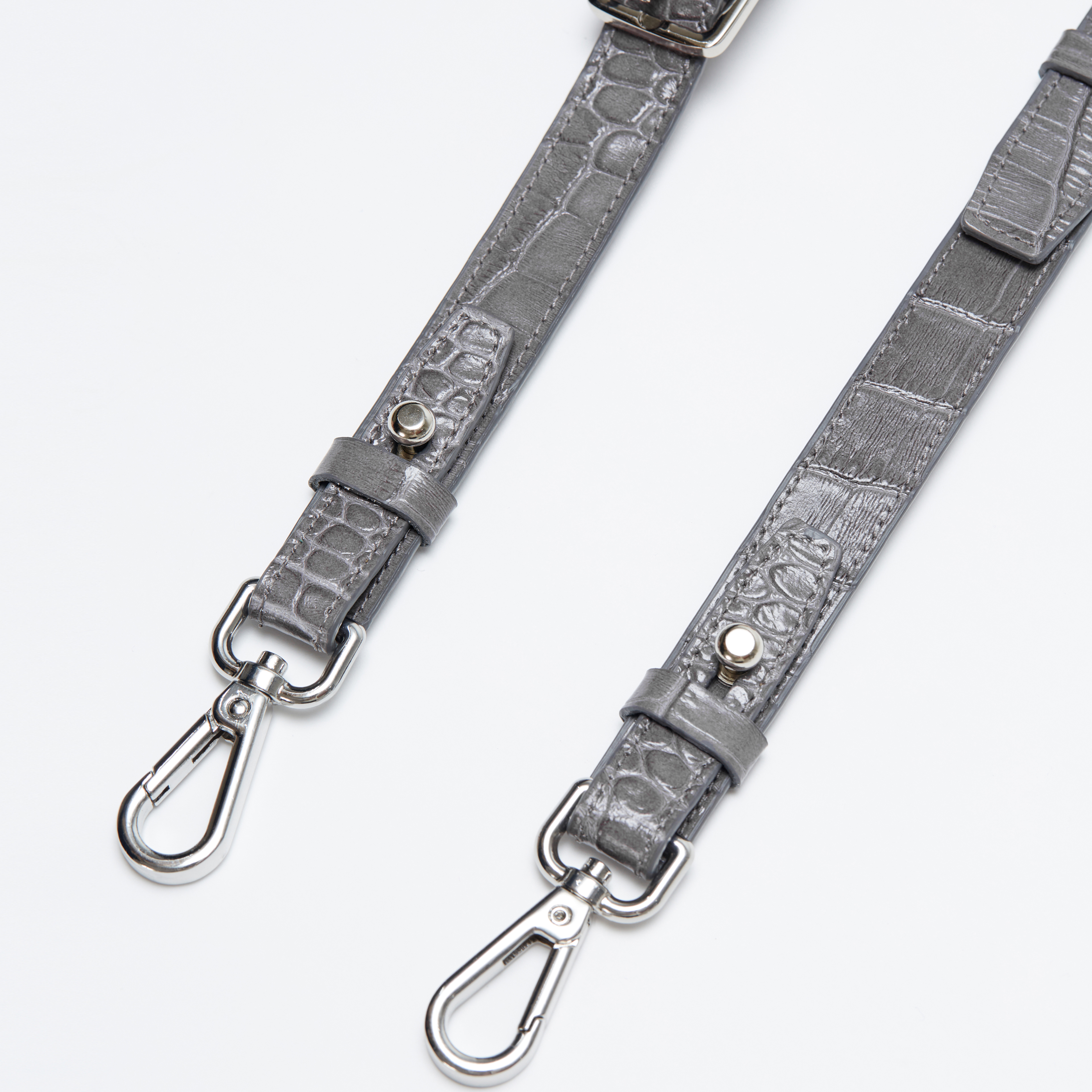 Belt Foggy Grey