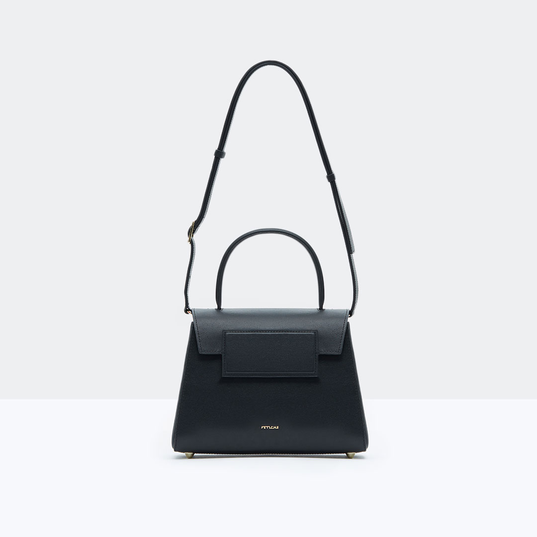 Trapeze bag mini Black